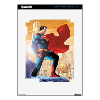Superman Daily Planet Skins For iPad 3