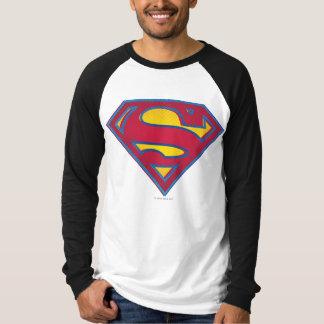 Superman dot logo tee shirts