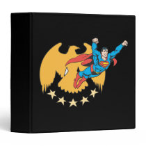 Superman & Eagle Binder