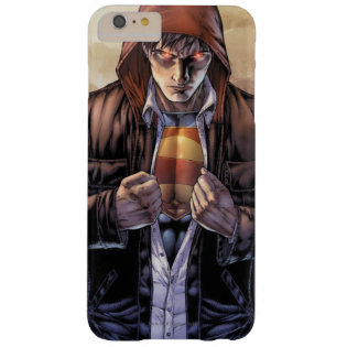Superman Earth Cover - Color Barely There iPhone 6 Plus Case