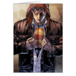 Superman Earth Cover - Color Greeting Card