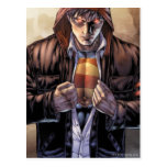 Superman Earth Cover - Color Post Card