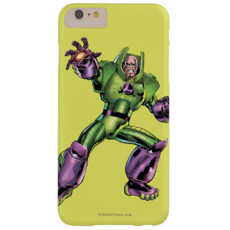 Superman Enemy 1 Barely There iPhone 6 Plus Case