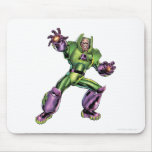 Superman Enemy 1 Mouse Pad