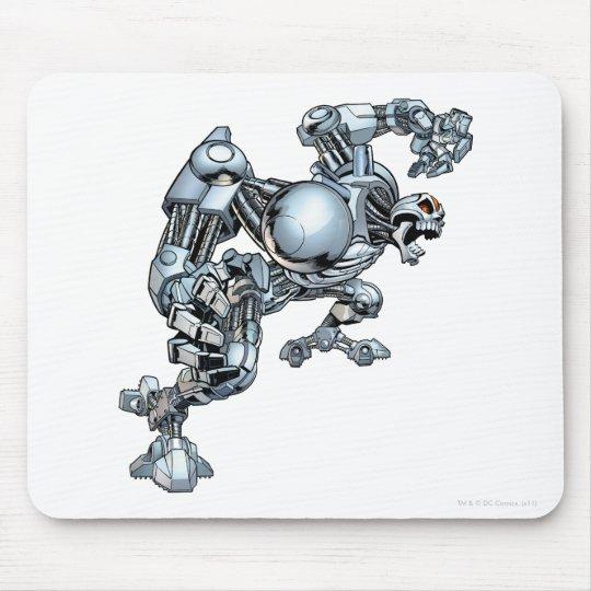 Superman Enemy 5 Mouse Pad