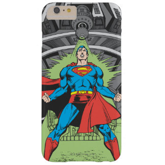 Superman Exposed to Kryptonite Barely There iPhone 6 Plus Case