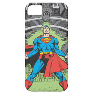 Superman Exposed to Kryptonite iPhone 5 Cover