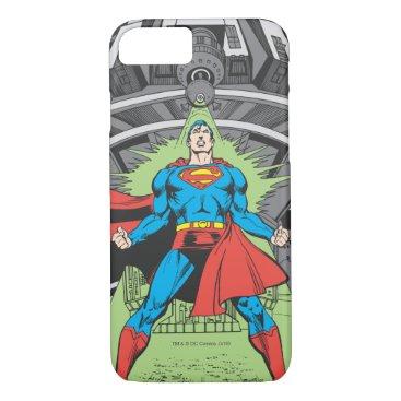 Superman Exposed to Kryptonite iPhone 8/7 Case