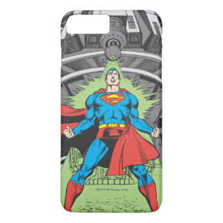 Superman Exposed to Kryptonite iPhone 8 Plus/7 Plus Case