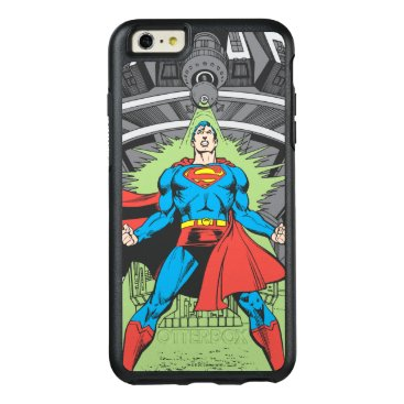 Superman Exposed to Kryptonite OtterBox iPhone 6/6s Plus Case
