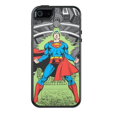 Superman Exposed to Kryptonite OtterBox iPhone 5/5s/SE Case