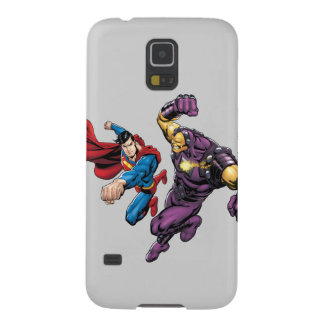 Superman Fights Enemy 2 Case For Galaxy S5