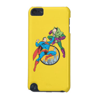 Superman Fights Lex Luthor iPod Touch 5G Cases