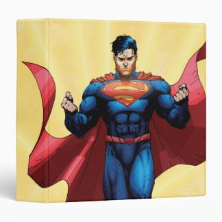 Superman Flying Binder