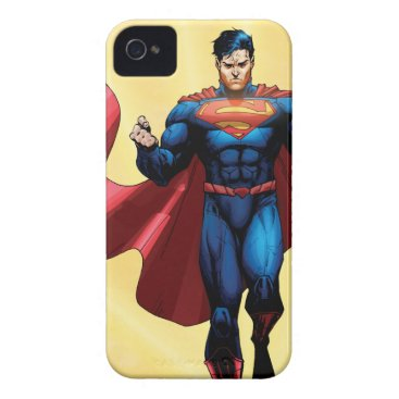Superman Flying iPhone 4 Case