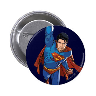 Superman Flying Forward Button