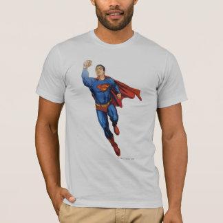 Superman Flying Left T-Shirt
