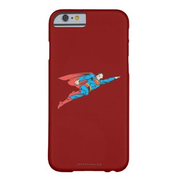 Superman Flying Right Barely There iPhone 6 Case