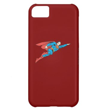 Superman Flying Right Case For iPhone 5C