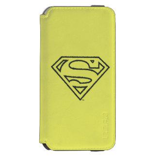 Superman Grunge Logo 2 2 Incipio Watson™ iPhone 6 Wallet Case