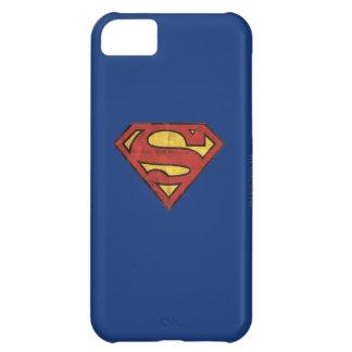 Superman Grunge Logo 2 Case For iPhone 5C