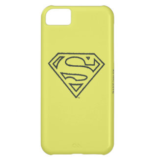 Superman Grunge Logo 2 iPhone 5C Case