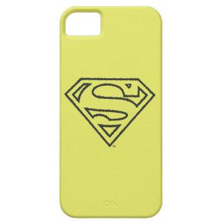 Superman Grunge Logo 2 iPhone 5 Covers
