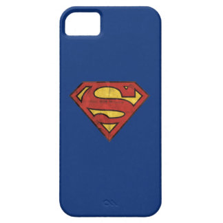 Superman Grunge Logo 2 iPhone 5 Cases