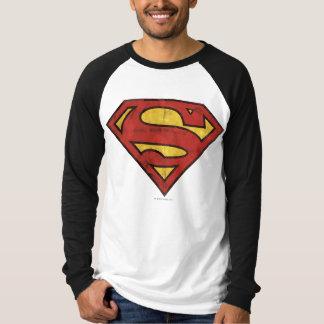 Superman Grunge Logo Tshirt