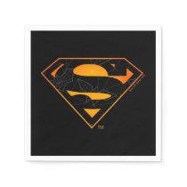 Superman | Halloween Inspired Logo Napkins