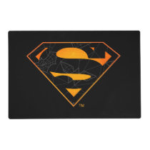 Superman | Halloween Inspired Logo Placemat