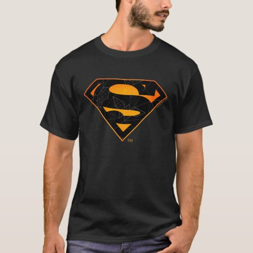 Superman  Halloween Inspired Logo T_Shirt