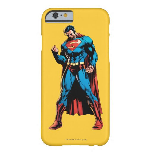 Superman  - Hand in fist Barely There iPhone 6 Case
