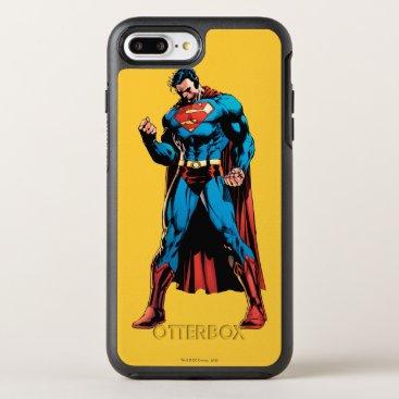 Superman  - Hand in fist OtterBox Symmetry iPhone 8 Plus/7 Plus Case