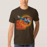 Superman Hero with Heart T-shirt