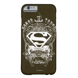 Superman - Honor, Truth Barely There iPhone 6 Case