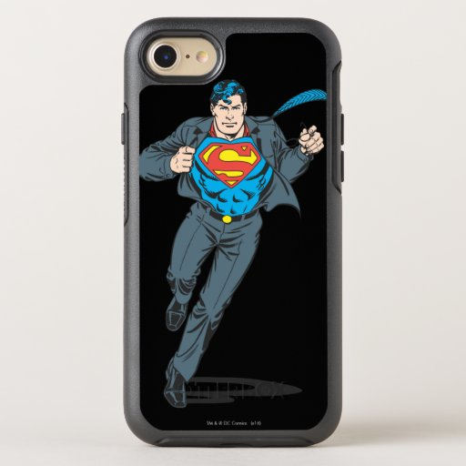 Superman in Business Garb OtterBox Symmetry iPhone SE/8/7 Case
