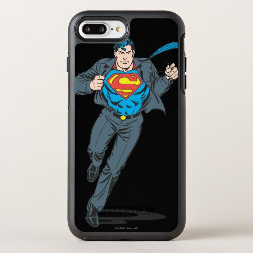 Superman in Business Garb OtterBox Symmetry iPhone 8 Plus/7 Plus Case
