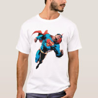 Superman in suit T-Shirt