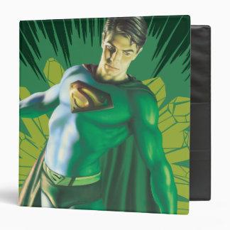Superman Kryptonite Crisis Binder