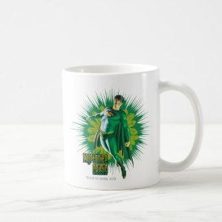 Superman Kryptonite Crisis Coffee Mug