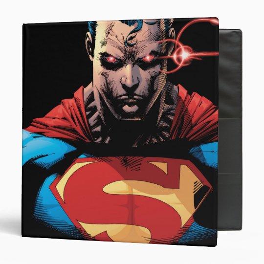 Superman - Laser Vision 3 Ring Binder