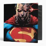 Superman - Laser Vision 3 Ring Binders