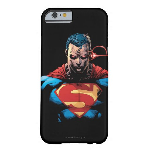 Superman - Laser Vision Barely There iPhone 6 Case