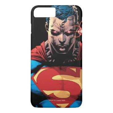 Superman - Laser Vision iPhone 8 Plus/7 Plus Case