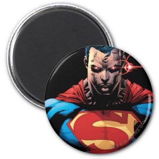 Superman - Laser Vision Refrigerator Magnet