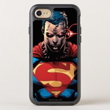 Superman - Laser Vision OtterBox Symmetry iPhone 8/7 Case