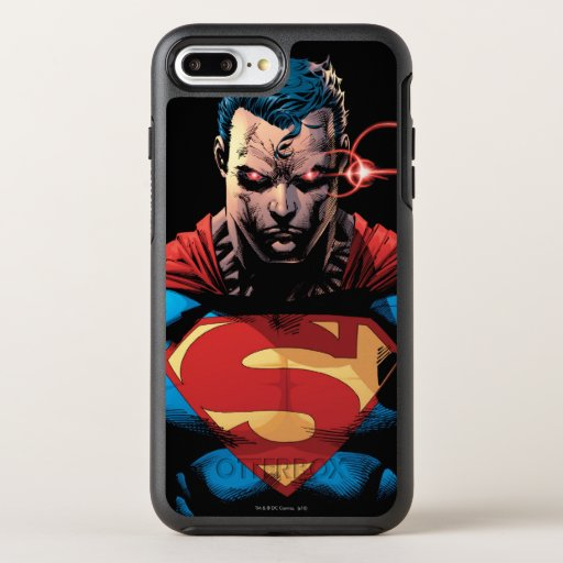 Superman - Laser Vision OtterBox Symmetry iPhone 8 Plus/7 Plus Case