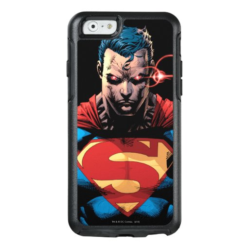 Superman - Laser Vision OtterBox iPhone 6/6s Case
