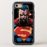Superman - Laser Vision OtterBox Symmetry iPhone 7 Case
